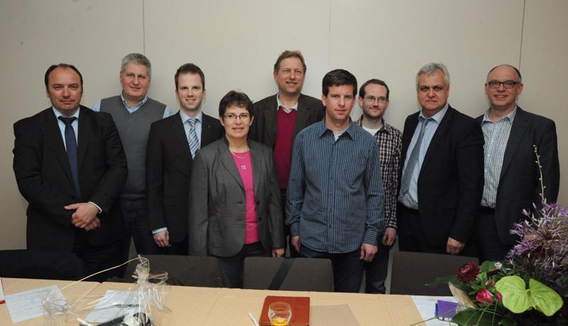 Gruppenfoto Wachtberger Gewerbeverein